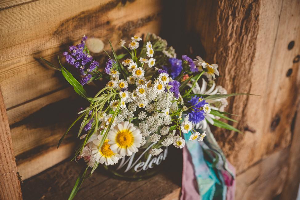 Wild flower details
